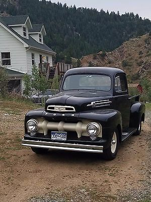 1952 Ford Other Pickups  1952 Ford Truck F1