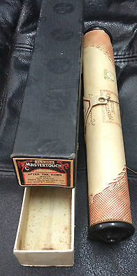 Mastertouch pianola roll 'After the Dawn' waltz D1304