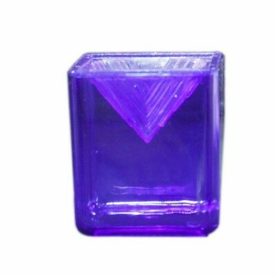 Purple Water Healing-Colour Water Pyramid Color & Water Therapy  Charged