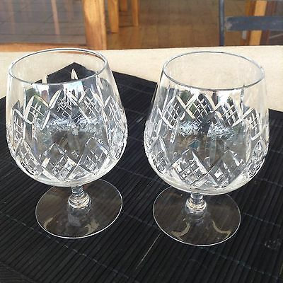 Stuart Crystal Glasses