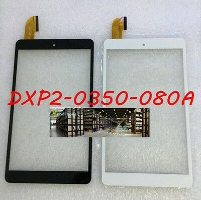 "1pcs For DXP2-0350-080A 8"" Android Tablet White * Touch Screen Part ZVLT189"
