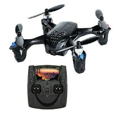Quadcopter RC Drone 6 Axis Gyro 4CH LCD Transmitter FPV Camera Wireles Recording