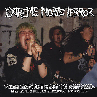 Extreme Noise Terror – From One Extreme To Another LP