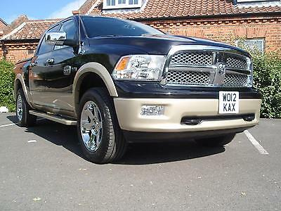 2012/12 Dodge Ram Hemi V8 4X4 Laramie Longhorn Edition Huge Spec Now!!