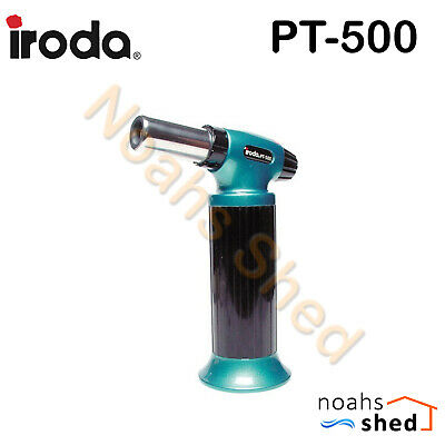 IRODA Pro Torch Auto Ignition High Output Butane Powered Large Blow Torch PT-500