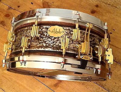 Snare Drum. Abb Hand Crafted
