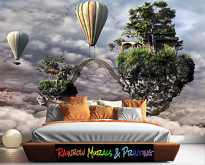 PRINTED IN AUSTRALIA Wall MURAL WALLPAPER YOUR PIC or ours REMOVABLE STEAMPUNK