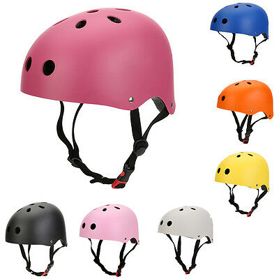 Protect Helmet BMX Bike Bicycle Cycling Scooter Skate Skateboard Children Adult