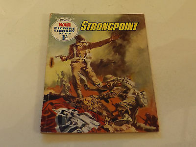 WAR PICTURE LIBRARY NO 62!,dated 1960!,GOOD for age,great 57! YEAR OLD issue.