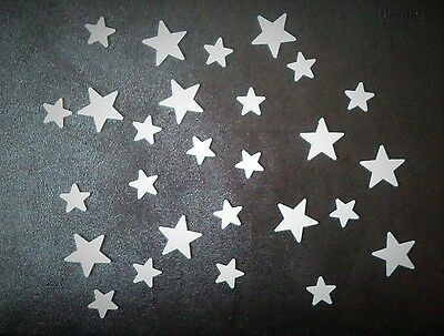 Glow in the Dark Stars - Ideal for ceilings - 27 in total