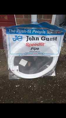 John Guest Speedfit 15Mm 25Metre Coil Pipe