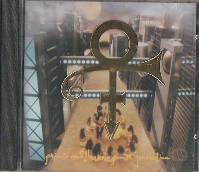 C.d.music  D329    Prince And The New Power Generation-Love Symbol   Cd
