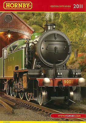 Hornby 2011 Catalogue - Edition 57
