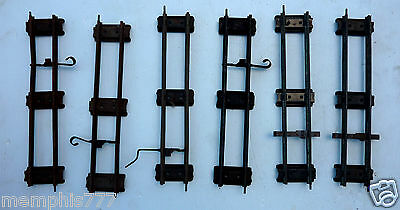 HORNBY Vintage O GAUGE Train track Stoppers