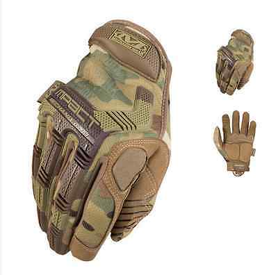 Mechanix M-Pact Military Hunting Motorcross Tactical Combat Paintball Gloves