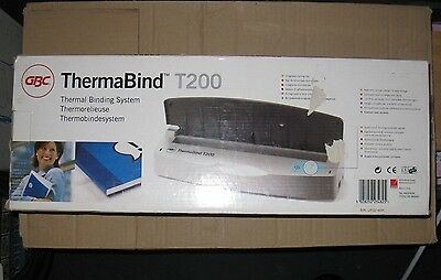 GBC ThermaBind T200 Thermal Binding Machine Compact