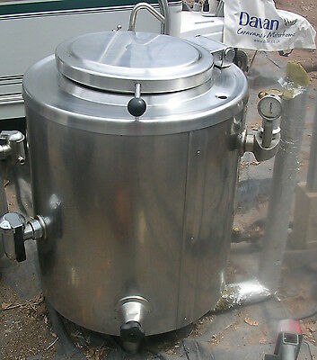 Commercial catering food boiler