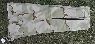 US ARMY Extended Cold Weather Trousers DCU GEN-II ECWCS LARGE-Reg Gore-Tex New