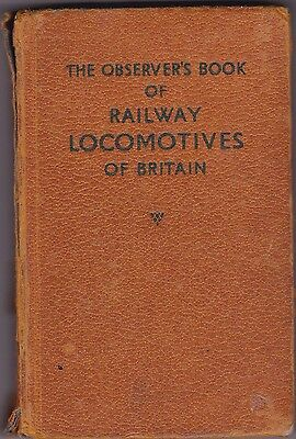 The Observer's Book of Railway Locomotives