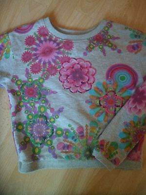 Sweat Desigual Taille 9/10 Ans