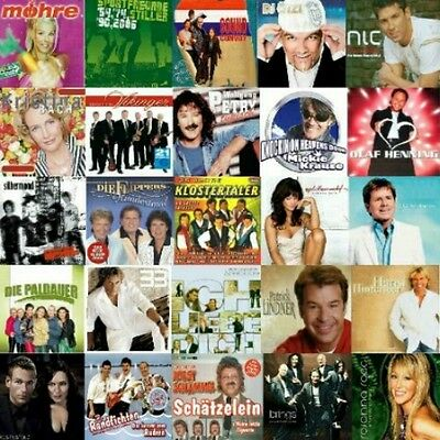 --- 100 Super SCHLAGER-HITS Midifiles Collection - Midi-MAX! ----