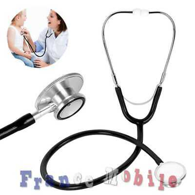 Stéthoscope Double Pavillon stetoscope Docteur Infirmière premier secour medical