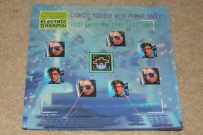 Giorgio Moroder With Philip Oakey ‎– Together In Electric Dreams   CLASSIC 80's!