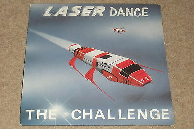 Laserdance ‎– The Challenge      1990   OLD SKOOL / SYNTH!!