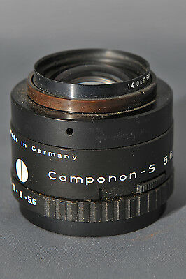 SCHNEIDER - KREUZNACH  COMPONON - S  150mm F5.6 ENLARGER LENS