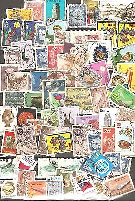CHINA    mainly   ..EARLY   TAIWAN     STAMPS   SMALL LOT