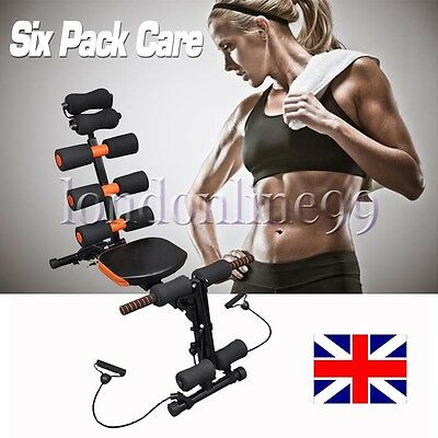 AB Wonder Exerciser Six Pack Care Rocket Twister Abdominal Gym Training Machine