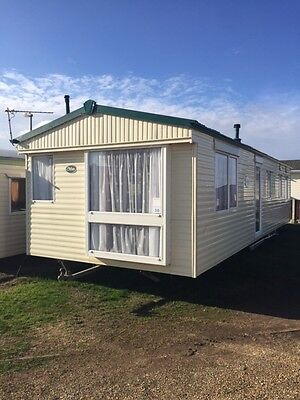 Static Caravan Atlas Everglade 35X12 3 Bedrooms Tiled Pitched Roof *stunning*