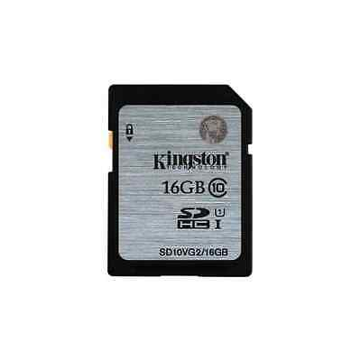 16Gb Sdhc Class10 Uhs-I 45Mb/s Read