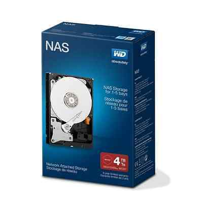 Wd D. Networking 4Tb 5400 64Mb