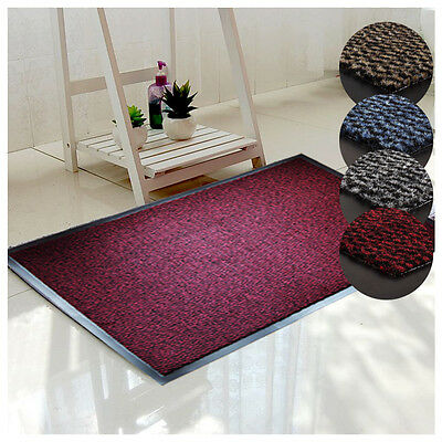 New Large Small Heavy Duty Barrie Mat Washable Non-Slip Door Floor Entrance