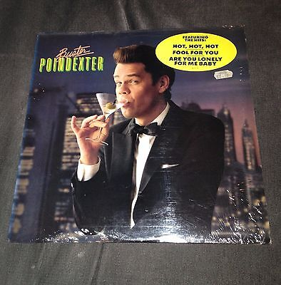 BUSTER POINDEXTER : s/t LP VG++