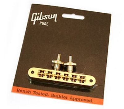 Gibson Tune-O-Matic Bridge Gold - PBBR-040