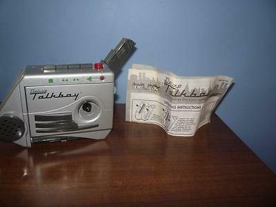 Talkboy - Vintage. Good condition. Tested and working. With instructions.