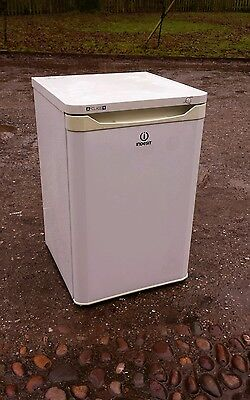 Very Nice Indesit Undercounter Upright Freezer -A Class- Good Working Condition