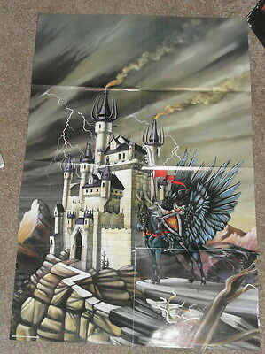 Advanced Dungeons & Dragons Forgotten Realms Castles Darkhold Poster 1056xxx0704