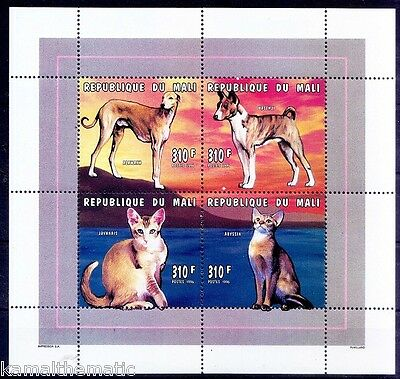 Yemen MNH, Odd, 3D, Dogs, Domestic Animals, Lot of 3 stamps  -  A07