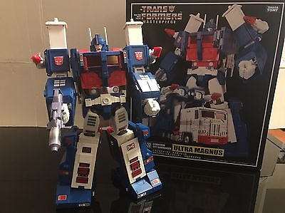 Transformers Masterpiece Mp 22 Ultra Magnus