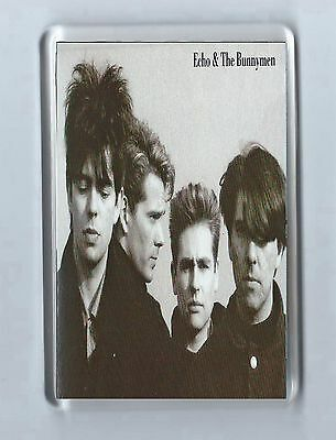 Magnet: ECHO AND THE BUNNYMEN   Indie Alt.