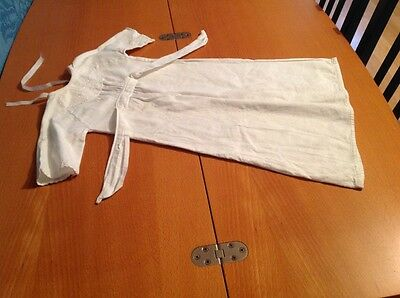 Vintage Baby Nightgown. Flanelette 1950/60s.