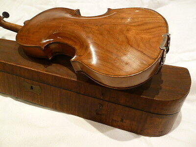 Private COLLECTION to SELL  69: Interesting OLD German VIOLIN
