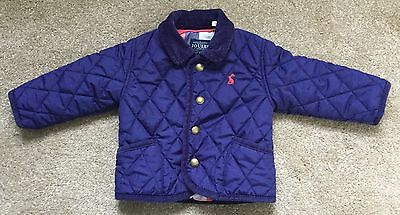 Joules Baby Milford Coat 3-6 Months