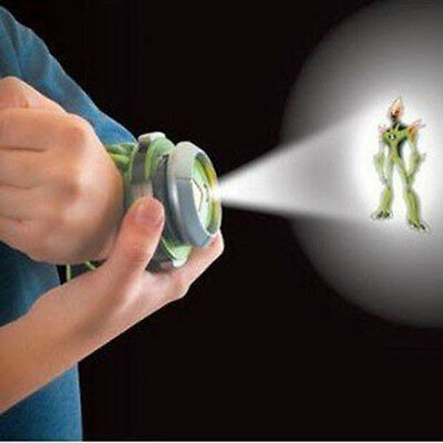Ben 10 Alien Force BEN10 Style Projector Watch Toy Gift for Children Fashion UK
