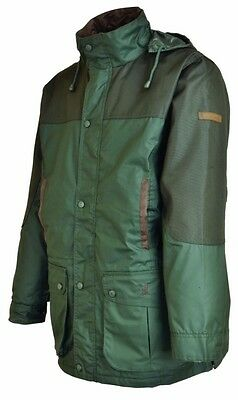 Brand New! Green Waterproof Percussion Impertane Hunting Jacket