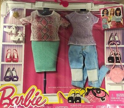 Barbie Fashion Complete Look 2-Pack