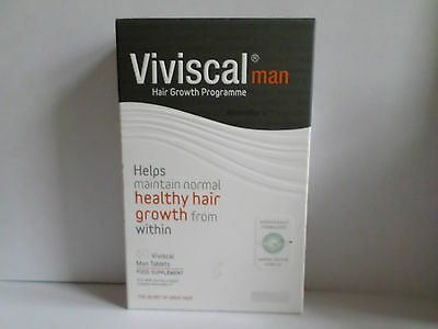 Viviscal Man Hair Growth Programme 60 Tablets